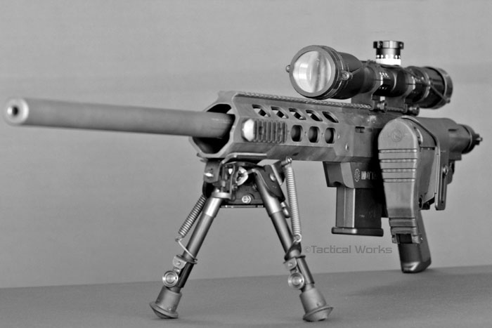 Tac21 Chassis by MDT