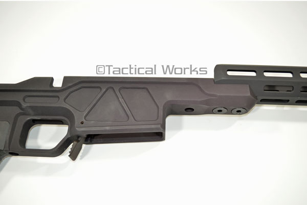 Howa 1500 HCR Chassis by Accurate Mag :: Howa Chassis System