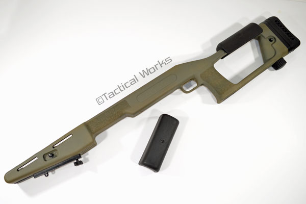 Remington 700 Short Action Ultimate Sniper Stock by Choate
