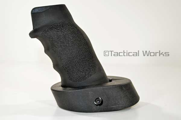 Ergo Ar15 Tactical Deluxe Flat Top Grip With Palm Shelf
