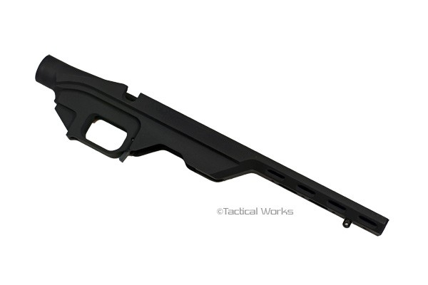 LSS Remington 700 Chassis by MDT