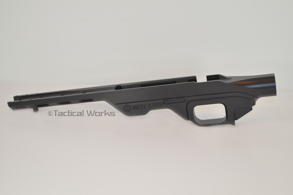 LSS Mossberg MVP Chassis by MDT :: Mossberg MVP Chassis System