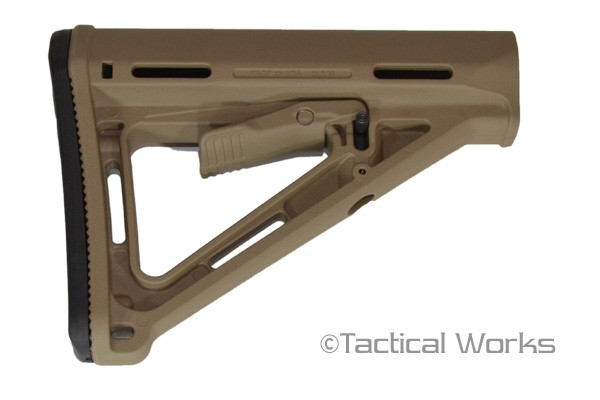 Magpul Fde Stock Magpul Moe Carbine Stock