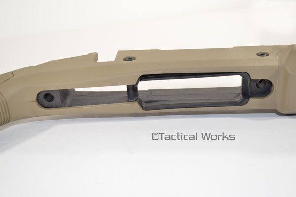Magpul Hunter Remington 700 Short Action Stock Fde Remington