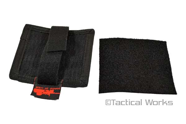Mini Stock Pad for Ruger Precision Rifle Black :: Mini Stock