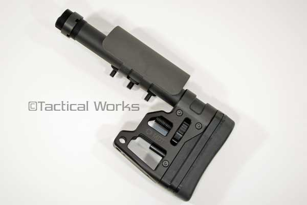 Skeleton Carbine Stock by MDT :: Modular Driven Technologies