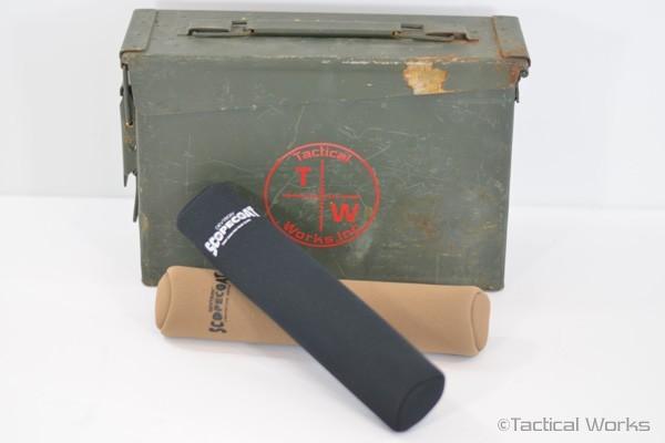 "Scopecoat Scope cover Small 8.5/""x20mm  SCSHT"