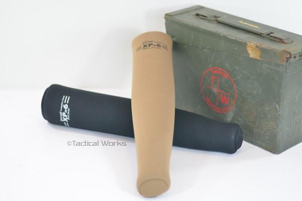 Scopecoat XP-6 Flak Jacket scope cover