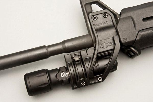 Elzetta ZFH1500T Flashlight Mount Quick Release