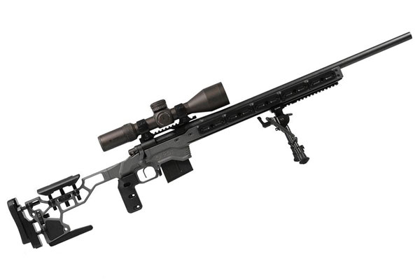 ACC Remington 700 Short Action Chassis by MDT :: Remington Chassis