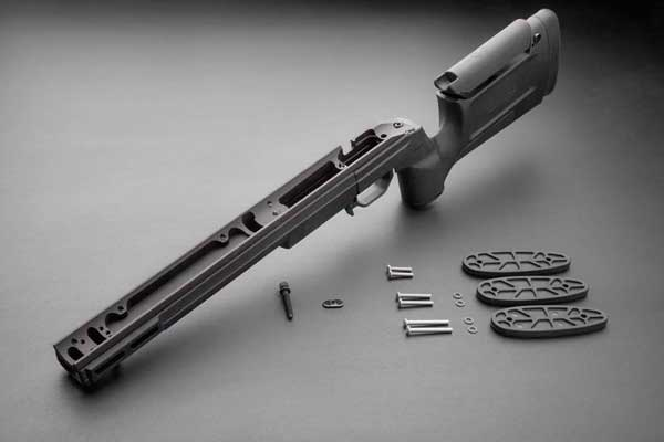 Tikka T3 Short Action Bravo Chassis by KRG :: Tikka T3