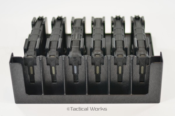 Ar 15 Magazine Holder By Mag Storage Solutions