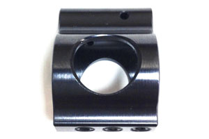 ".625"" Ultra Low-Profile Gas Block"