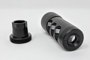 Hellfire Self Timing Muzzle Brake by Area 419