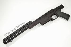 Howa HCR Mini Action Chassis by Accurate Mag