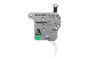 TacSport Pro Two Stage Remington 700 Trigger by Bix'n Andy