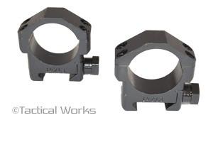 Badger Ordnance Maximized Scope Rings 30mm Standard Height