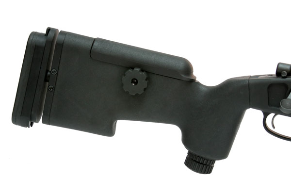 Remington 700 Short Action CMod Custom Tactical Buttstock by Choate