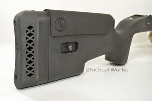 Saddle Blanket for Choate Tactical Stock by HopticUSA