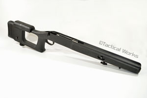 Remington 700 Short Action Ultimate Varmint Stock by Choate