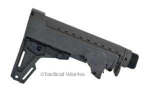 ERGO AR15/M16 F93 Adjustable Pro Stock in Black