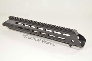 "ESS 18"" Full Rail Forend Black"