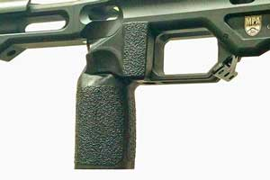 Enhanced Vertical Grip (EVG) by Masterpiece Arms