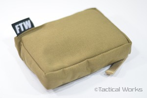 Rear Bag Coyote Brown by Rifles Only