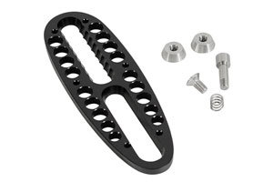 Height Adjustable Recoil Pad Set by GRS