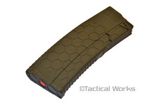 Hexmag 30 round 5.56/.223 AR-15 Magazine OD