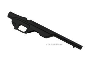 LSS Remington 700 Long Action Chassis by MDT