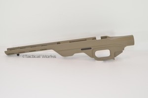 LSS Mossberg MVP Chassis FDE by MDT