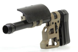 Skeleton Carbine Stock FDE by MDT