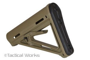 Magpul MOE Carbine Stock Mil-Spec FDE
