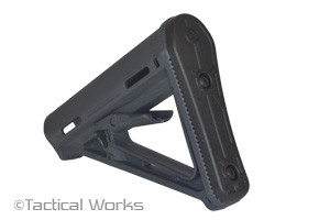 Magpul MOE Carbine Stock Mil-Spec Stealth Gray