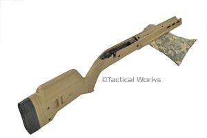 Magpul Hunter Remington 700 Short Action Stock FDE