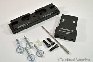 Modular Maintenance Block Kit AR-15/AR-10 by Crosstac