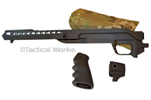 "Orias Chassis for Remington 700 Long Action ""T2"" by Mega Arms & Killer Innovations"
