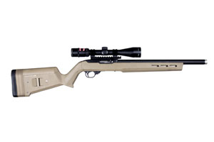 Magpul Hunter X-22 Stock for Ruger 10/22 FDE