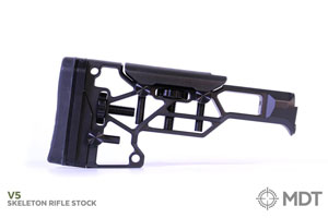 Skeleton Rifle Stock V5 by MDT
