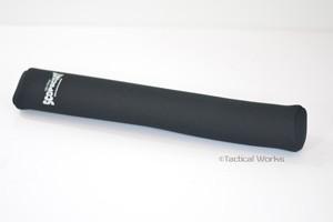 "Scopecoat Scope Cover Large Black - 12.5"" X 42mm"