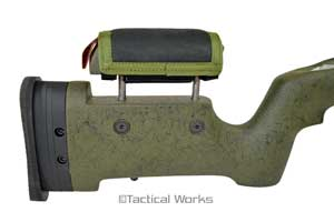 Mini Stock Pad for Bell & Carlson OD Green