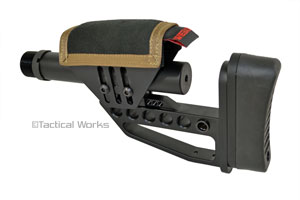 Mini Stock Pad for XLR Chassis Coyote