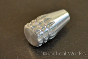 Remington 700 Fluted Bolt Knob Raw