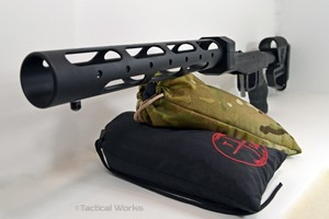Tactical Evolution Chassis for Remington 700 Long Action by XLR Industries