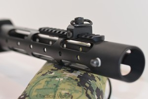 QD Picatinny Rail Mount Adapter by XLR Industries