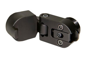 Push Button Folding Stock Adapter by XLR Industries