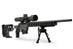 ACC Remington 700 Short Action Chassis by MDT