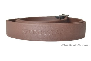 Outfitter Sling Biothane Brown by Crosstac