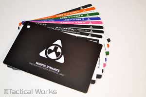 Magpul Dynamics Quick Reference Rifle Cards